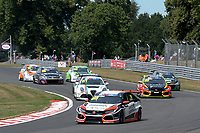 #88 Ashley SUTTON (GBR) Verizon Connect Racing Honda Civic Type-R TCR during TCR UK Championship Race One  as part of the BRSCC TCR UK Race Day Oulton Park  at Oulton Park, Little Budworth, Cheshire, United Kingdom. August 04 2018. World Copyright Peter Taylor/PSP. Copy of publication required for printed pictures.  Every used picture is fee-liable. http://archive.petertaylor-photographic.co.uk