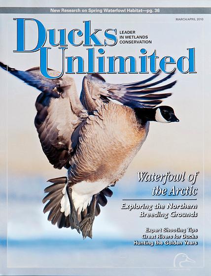 Ducks Unlimited, Mar-Apr 2010