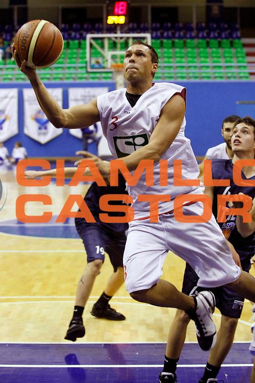 DESCRIZIONE : Milano Lega Nazionale Pallacanestro B Eccellenza 2007-08 Coppa Italia All Star Game Lnp Under 22 Lnp All Star <br /> GIOCATORE : Giancarlo Palombita <br /> SQUADRA : Lnp All Star <br /> EVENTO : LNP B Eccellenza 2007-2008 Coppa Italia <br /> GARA : Lnp Under 22 Lnp All Star <br /> DATA : 19/03/2008 <br /> CATEGORIA : Tiro <br /> SPORT : Pallacanestro <br /> AUTORE : Agenzia Ciamillo-Castoria/G.Cottini <br /> Galleria : LNP B Eccellenza 2007-2008 Coppa Italia<br /> Fotonotizia : Milano Lega Nazionale Pallacanestro B Eccellenza 2007-2008 Coppa Italia All Star Game Lnp Under 22 Lnp All Star <br /> Predefinita :