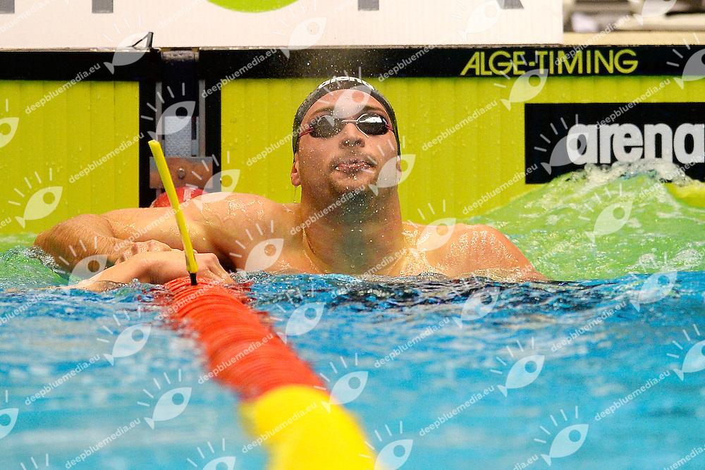 Marco Orsi Italia 100m Freestyle Men <br /> Herning 13-12-2013 Jyske Bank Boxen <br /> European Short Course Swimming Championships - Campionati Europei nuoto vasca corta<br /> Foto Andrea Staccioli / Insidefoto