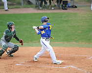 Oxford High'S William Elliott (24) vs. West Point in Oxford, Miss., on Tuesday, April 2, 2014. Oxford High won 10-0.