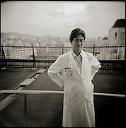 Hideki Mori  M.D. - Vice President of  Nagasaki Atomic Bomb Hospital