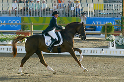 Lehmann Gerta, (GRE), Louis<br /> Olympic Games Athens 2004<br /> © Hippo Foto - Dirk Caremans<br /> 21/07/04
