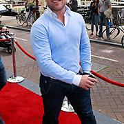NLD/Amsterdam/20110731 - Premiere circus Hurricane met Hans Klok, Jeroen Post