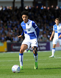 Daniel Leadbitter of Bristol Rovers - Mandatory by-line: Neil Brookman/JMP - 12/08/2017 - FOOTBALL - Memorial Stadium - Bristol, England - Bristol Rovers v Peterborough United - Sky Bet League One