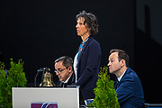 Isabel Judet Cheret<br /> FEI Longines FEI World Cup Paris 2018<br /> © DigiShots