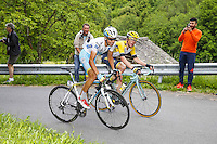 Aru Fabio - Astana - 26.05.2015 - Tour d'Italie - Etape 16 - Pinzolo / Aprica<br />