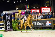 Maxime de Groot - Nadal<br /> Indoor Brabant 2017<br /> © DigiShots