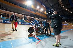 , SLO, 1 km TT, 2015 UCI Para-Cycling Track World Championships, Apeldoorn, Netherlands