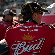 October 30, 2011; Martinsville, VA, USA; NASCAR Sprint Cup Series driver Kevin Harvick (29) before the TUMS Fast Relief 500 at Martinsville Speedway.