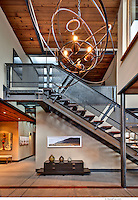 Contemporary Residential Home 32 Martis Camp by Faulkner Architects, Loverde Builders, Truckee, CA