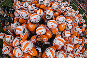 KNOXVILLE,TN - SEPTEMBER 19, 2015 -  defensive back Brian Randolph #37 of the Tennessee Volunteers and the Vols huddle before the game between the Western Carolina Catamounts and the Tennessee Volunteers at Neyland Stadium in Knoxville, TN. Photo By Craig Bisacre/Tennessee Athletics