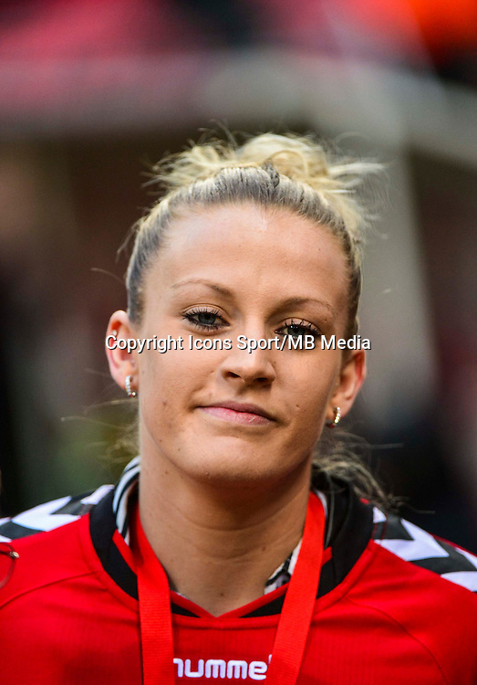 Melissa THILL - 25.01.2015 - Reims / Lens  - 22eme journee de Ligue1<br /> Photo : Dave Winter / Icon Sport *** Local Caption ***