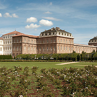 "Initially a countryside summer residence for the Savoiard kings the Reggia di Venaria Reale, near Turin was converted into a garrison under Napoleon Bonaparte. Later it reassumed it's ""peaceful functions""."