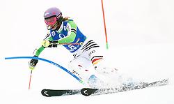 29.12.2013, Hochstein, Lienz, AUT, FIS Weltcup Ski Alpin, Damen, Slalom 2. Durchgang, im Bild Maria Hoefl-Riesch (GER) // Maria Hoefl-Riesch of (GER) during ladies Slalom 2nd run of FIS Ski Alpine Worldcup at Hochstein in Lienz, Austria on 2013/12/29. EXPA Pictures © 2013, PhotoCredit: EXPA/ Oskar Höher