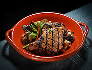 Grilled Pork Chops served at Fado in Huntington, N.Y.