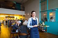 OX Restaurant in Belfast, Northern Ireland