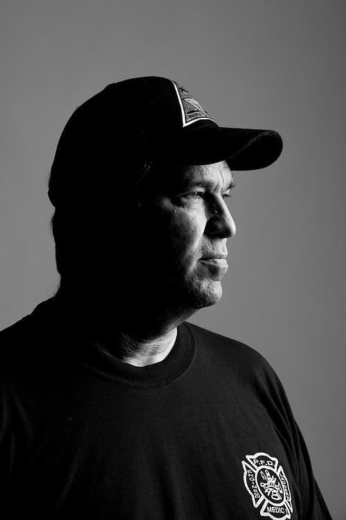 Paul Klein<br /> Navy<br /> E-5<br /> Photographer, Corpsman<br /> Feb. 1981 - Feb. 1988<br /> <br /> Veterans Portrait Project<br /> Philadelphia, PA