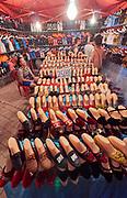 Laos, Vientiane. The nightmarket.