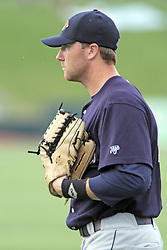 06 July 2013:   Jet Butler during a Frontier League Baseball game between the Gateway Grizzlies and the Normal CornBelters at Corn Crib Stadium on the campus of Heartland Community College in Normal Illinois