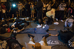 September 22, 2016 - Charlotte, North Carolina, U.S - Third day of protests in the city of Charlotte, NC (Credit Image: © Dimitrios Manis via ZUMA Wire)