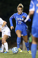 30 November 2013: UCLA's Courtney Proctor. The University of North Carolina Tar Heels played the University of California Los Angeles Bruins at Fetzer Field in Chapel Hill, North Carolina in a 2013 NCAA Division I Women's Soccer Tournament Quarterfinal match. UCLA won the game 1-0 in two overtimes.
