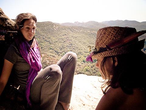 Birthday Bash for Satya Reyes and Inn of the Seventh Ray and Topanga Canyon.