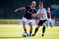 David Tijanić of Triglav during football match between NK Triglav and NS Mura in 5th Round of Prva liga Telekom Slovenije 2019/20, on August 10, 2019 in Sports park, Kranj, Slovenia. Photo by Vid Ponikvar / Sportida