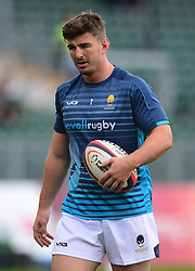 Sam Lewis of Worcester Warriors - Mandatory by-line: Alex James/JMP - 28/09/2019 - RUGBY - Recreation Ground - Bath, England - Bath Rugby v Worcester Warriors - Premiership Rugby Cup