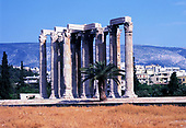 Greece, Temple of Olympian Zeus, Athens, 6th-2nd Century BC