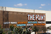 The Point Shopping Mall in El Segundo