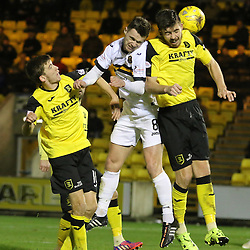 Livingston v Dumbarton | Scottish Championship | 19 December 2015