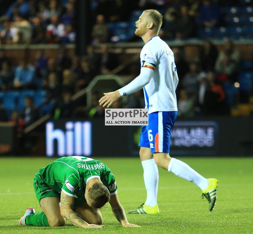 Celtic's  looks a dejected figure after celtic drop 2 points at Rugby Park... ©Edward Linton | SportPix.org.uk