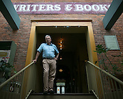 Joe Flaherty, founder and executive director of Writers & Books on University Avenue in Rochester on Wednesday, June 10, 2015.