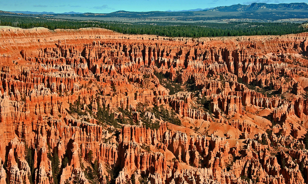 Bryce National Park - Bryce Amphitheater
