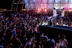 Show de dança do casal Renner  no Planeta Atlântida 2013/SC, que acontece nos dias 11 e 12 de janeiro no Sapiens Parque, em Florianópolis. FOTO: Jefferson Bernardes/Preview.com
