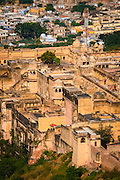Overlooking the Amber Fort, Jaipur India. <br /> <br /> Nikon D750 300mm  ISO 800  f16  1/800s