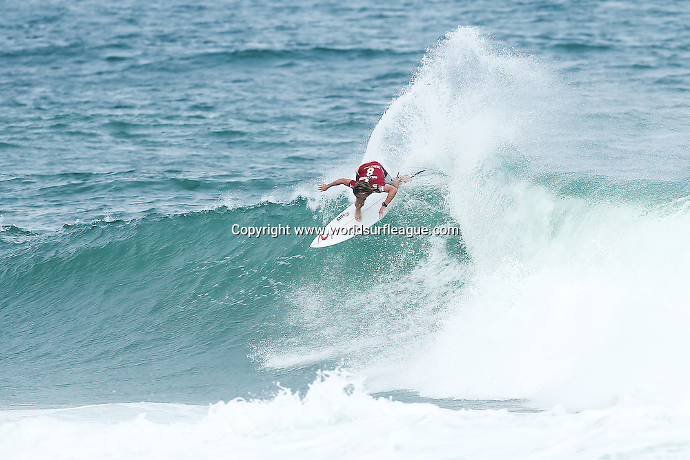 BARRA DA TIJUCA, Rio de Janeiro/Brazil (Tuesday, May 12, 2015) &ndash; Matt Wilkinson of Sydney, New South Wales, Australia (pictured) winning his Round 4 heat and advancing to the Quarter Finals of the Oi Rio Pro in Barra De Tijuca, Rio, Brasil.  <br /> <br /> IMAGE CREDIT: &copy; WSL / Smorigo<br /> PHOTOGRAPHER: Daniel Smorigo<br /> SOCIAL MEDIA TAG: @wsl @danielsmorigo<br />  <br /> The images attached or accessed by link within this email (&quot;Images&quot;) are provided by the Association of Surfing Professionals LLC (&quot;World Surf League&quot;). All Images are royalty-free but for editorial use only. No commercial rights are granted to the Images in any way. The Images are provided on an &quot;as is&quot; basis and no warranty is provided for use of a particular purpose. Rights to individuals within the Images are not provided. The copyright is owned by World Surf League. Sale or license of the Images are prohibited. ALL RIGHTS RESERVED.
