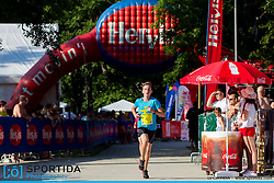 at 10th Nocna 10ka 2016, traditional run around Bled's lake, on July 09, 2016 in Bled,  Slovenia. Photo by Urban Urbanc / Sportida