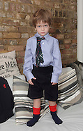 Harry's First Day at School