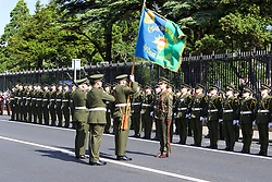 State marks centenary of O&rsquo;Donovan Rossa funeral.<br /> <br />  First State commemoration to be held as part of the Ireland 2016 Centenary Programme.<br /> <br />  <br /> <br /> President Michael D. Higgins will today (Saturday) lead the official State commemoration of the centenary of the funeral of Jeremiah O&rsquo;Donovan Rossa in Glasnevin Cemetery, Dublin.<br /> <br />  <br /> <br /> The event, which is being hosted by the Minister for Arts, Heritage and the Gaeltacht, Heather Humphreys TD, is the first formal State commemoration being held as part of the Ireland 2016 Centenary Programme.  <br /> <br />  <br /> <br /> An Taoiseach, Enda Kenny T.D. who will also attend, said, &ldquo;Jeremiah O&rsquo;Donovan Rossa was an iconic figure in Irish history.  Even one hundred years after his death his name is synonymous with the Fenians and with Irish Nationalism.  The liberation of his country became his life&rsquo;s ambition.  His funeral remains one of the pivotal moments in Irish history and was an occasion that would be hugely instrumental in shaping the future of our nation.&rdquo;<br /> <br />  <br /> <br /> Minister Humphreys added:<br /> <br /> &ldquo;Today marks the official start of the ceremonial calendar in our Ireland 2016 Centenary Programme, which is leading up to the commemoration of the 1916 Rising in Easter of next year. The funeral of Jeremiah O&rsquo;Donovan Rossa, which took place here in Glasnevin Cemetery 100 years ago today, acted as a catalyst in the lead up to the Rising. The now famous graveside oration, given by P&aacute;draig Pearse, left a lasting impact and travelled far beyond the confines of this cemetery.<br /> <br />  <br /> <br /> &ldquo;Over the coming year, we will hold more than 40 State events as we commemorate the events of 1916, consider our achievements over the last 100 years, and look ambitiously to the future. The funeral of O&rsquo;Donovan Rossa was a milestone in Irish history and its impact on the mood and motivat