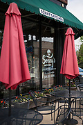 Exterior of Sonny's Kitchen in Oregon, Wisconsin, Monday, May 20, 2019.