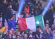 DESCRIZIONE : Lille Eurobasket 2015 Quarti di Finale Quarter Finals Lituania Italia Lithuania Italy<br /> GIOCATORE : tifosi supporters Italia Italy<br /> CATEGORIA : tifosi supporters fans<br /> SQUADRA : Italia Italy<br /> EVENTO : Eurobasket 2015 <br /> GARA : Lituania Italia Lithuania Italy<br /> DATA : 16/09/2015 <br /> SPORT : Pallacanestro <br /> AUTORE : Agenzia Ciamillo-Castoria/M.Metlas<br /> Galleria : Eurobasket 2015 <br /> Fotonotizia : Lille Eurobasket 2015 Quarti di Finale Quarter Finals Lituania Italia Lithuania Italy