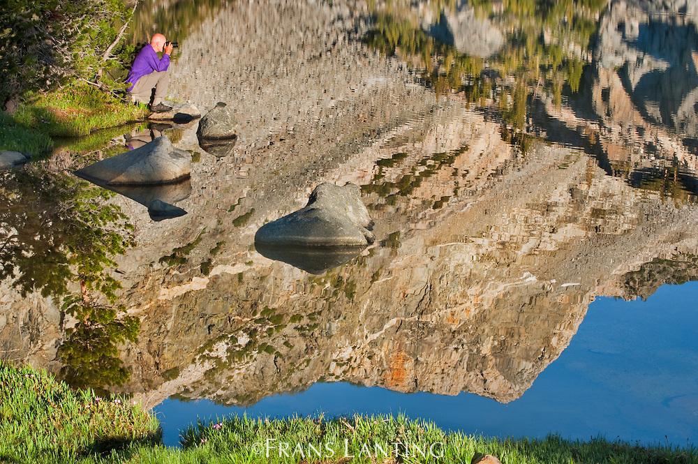 Ansel Adams Wilderness, Sierra Nevada, California