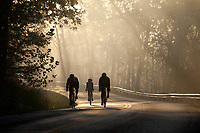 Road biking, Washington County, Ohio