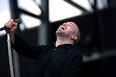 Finger Eleven at Rock on the Range on May 21, 2011