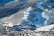 ski runs at Park City Mountain Resort after snowstorm