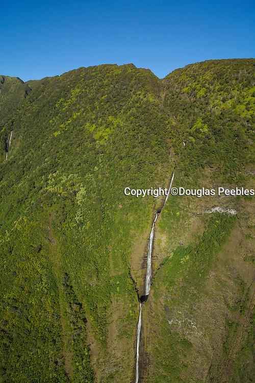 Waimanu Valley, North Kohala, Big Island of Hawaii
