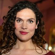 NLD/Amsterdam/20190507 - Boekpresentatie Camilla Läckberg, zwangere Anna Drijver