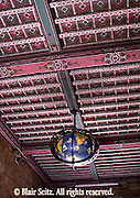 Courthouse hallway ceiling, Reading, Berks Co., PA